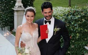 Burak Özçivit in njegova največja ljubezen - Fahriye