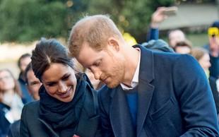 Poroka princa Harryja in Meghan se hitro bliža - kaj vse ju čaka do takrat?