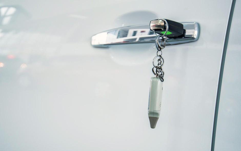 V Sloveniji v razmahu kraja vozil z brezkontaktnimi ključi (foto: profimedia)