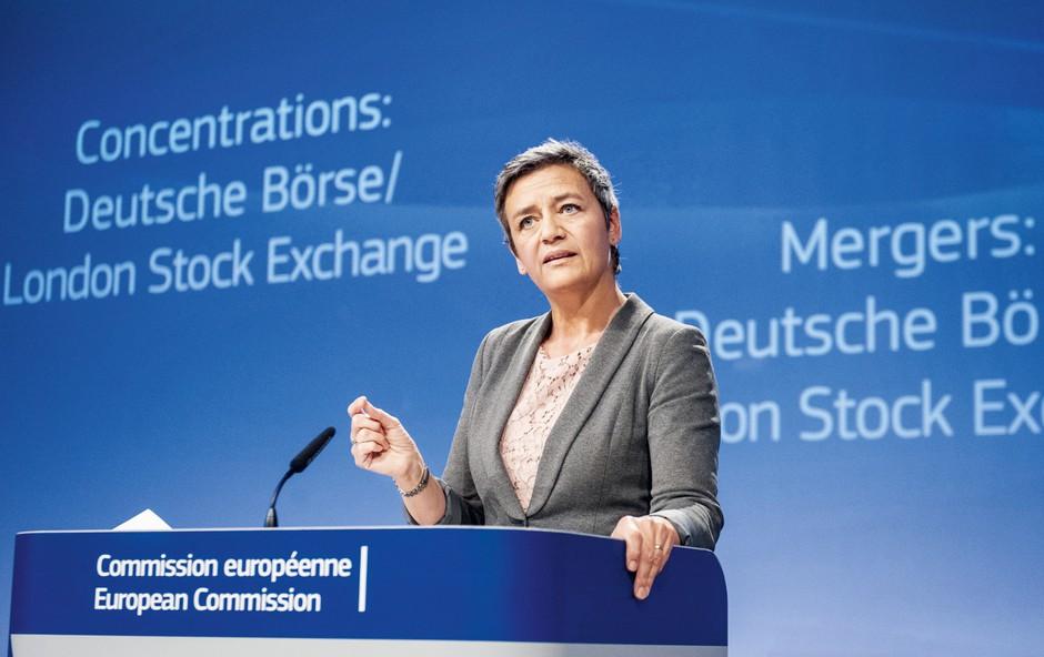 Prva evropska dacarka Margrethe Vestager stvari pripelje do konca! (foto: Profimedia)