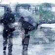 Zaradi hladnega vremena se bo sneg obdržal, naslednja pošiljka pa že v sredo