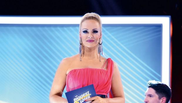 Špela Grošelj o novem voditelju šova The Biggest Loser Marku Potrču (foto: Primož Predalič)