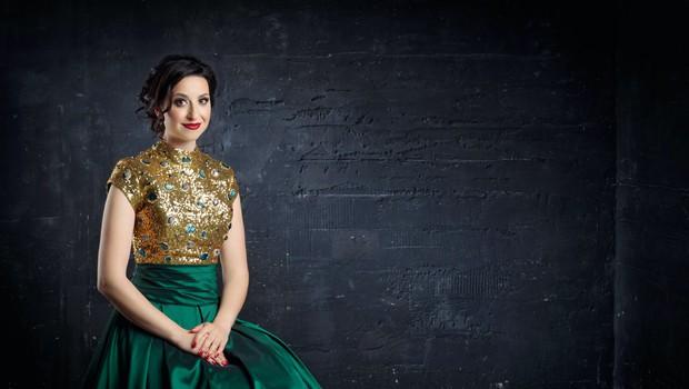 Elvira Hasanagić, sopranistka: Zelo sem prilagodljiva (foto: Irena Herak)