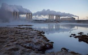 Zaradi masovnega rudarjenja bitcoinov se Islandija sooča s primanjkljajem elektrike