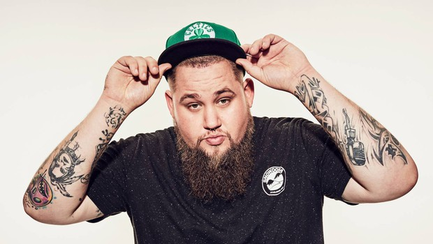 Rag'n'Bone Man bo oder delil z Alberto Cross (foto: Rag'n Bone Man Press)