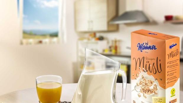 Potrošniki imajo radi Manner Müsli (foto: Promocijski material)