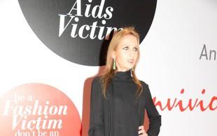 Allegra Versace v primežu bogastva in anoreksije