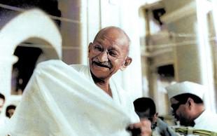 10 Gandhijevih pravil za spremembe in boljši svet