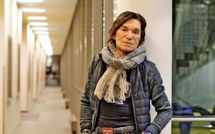 Jasmin Stavros delal kot prostovoljec - hranil in umival je bolne otroke