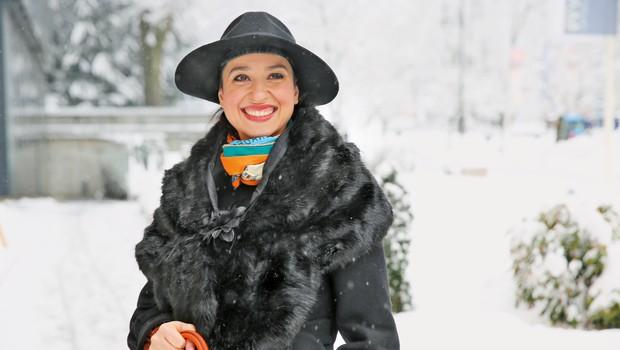 Elvira Hasanagić, operna pevka: Vsaka opera je preizkušnja zase (foto: Helena Kermelj)