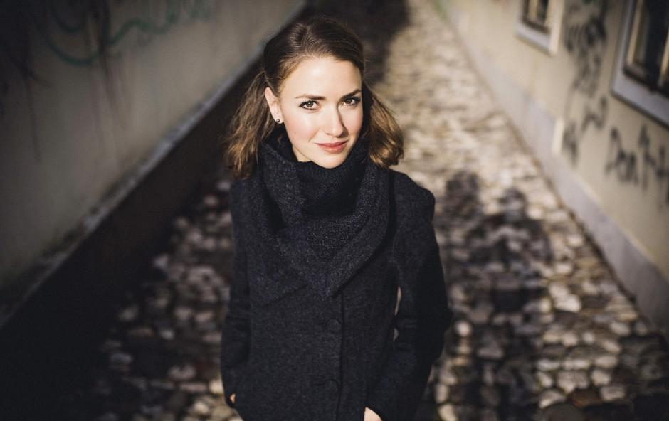 Nina Cijan, scenaristka in redaktorica: Vsakega od nas nekaj zaznamuje (foto: Miran Juršič)