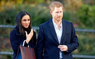 Poroko princa Harryja in Meghan Markle bodo prenašali v živo