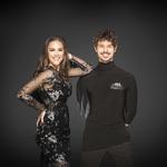 Kdo bo plesal s kom na plesnem parketu Zvezde plešejo (foto: pop tv)