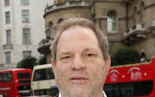 Harveyja Weinsteina obtožili za posilstvo in spolni napad
