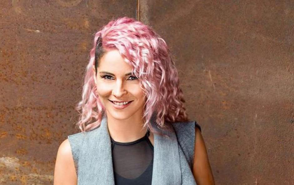 Lea Sirk z novo pričesko - poglejte, kakšno barvo las je izbrala tokrat! (foto: Osebni arhiv)
