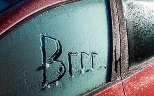 Zaradi mraza stavkajo avtomobilski akumulatorji, hitreje pa se praznijo tudi baterije mobilnikov!