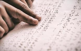 Knjižnica slepih in slabovidnih Minke Skaberne praznuje 100 let delovanja