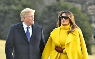 Donald Trump brez zadržkov ocenjeval telesa ameriških zvezdnic. Le kaj bo na to rekla Melania Trump?