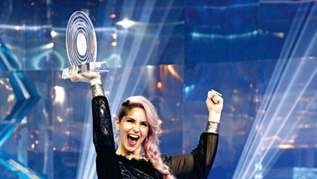 Bo Lei Sirk tretji nastop na Evroviziji prinesel srečo? (foto: Aleksandra Saša Prelesnik)