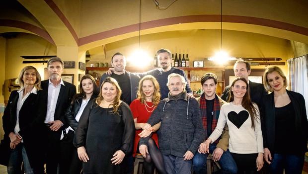 Serija Gorske sanje in ljubezen, ki bo premikala slovenske gore (foto: Ana Kovač)