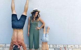Tjaša Perko: Materinstvo mi je dalo največ, kar ti življenje ponuja