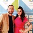 Raper Zlatko in Maja Založnik: Po desetih letih prvič skupaj