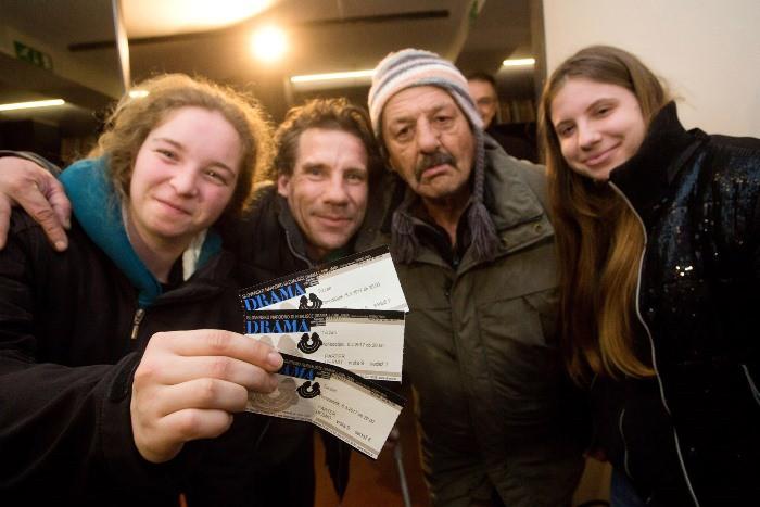 Kralji ulice bodo že šestič obiskali ljubljansko Dramo (foto: Nada Žgank)
