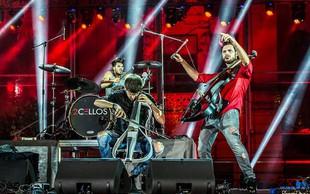 2CELLOS junija v Kopru z velikim open air spektaklom