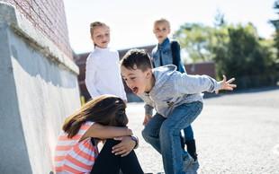 Nasilje v šoli: Ko popustijo živci ...