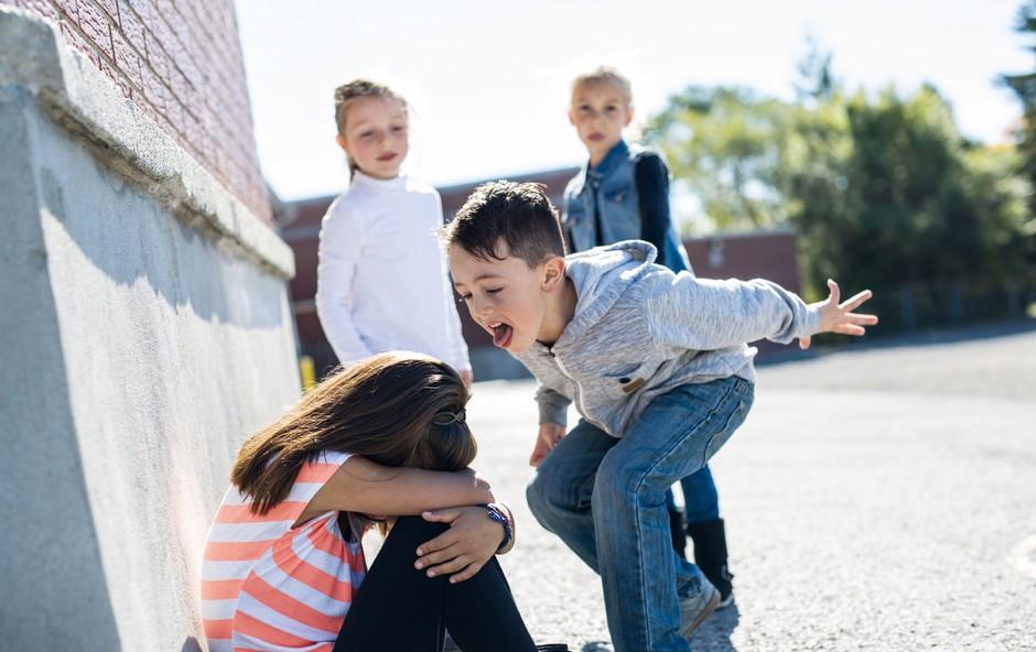 Nasilje v šoli: Ko popustijo živci ... (foto: Shutterstock)