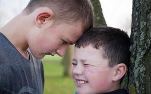 7 nasvetov, kako naučiti otroka, da se postavi po robu nasilnežem