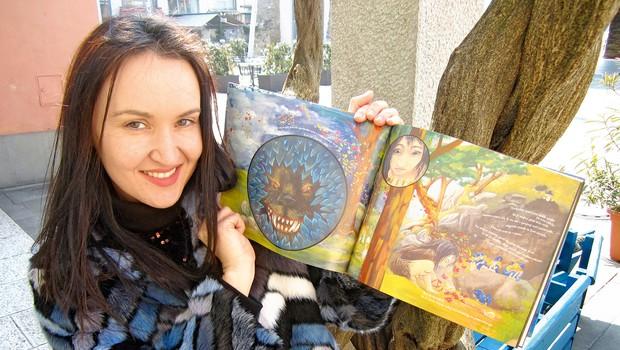 Tinkara Kovač je soustvarjala evrovizijsko zgodbo (foto: alpe)