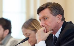 Predsednik Pahor ne bo predlagal mandatarja, predčasne volitve pričakuje v drugi polovici maja
