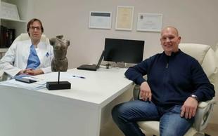 VIDEO: Namesto Bojana Papeža (The Biggest Loser) bo na operacijo šel Robi Tašner