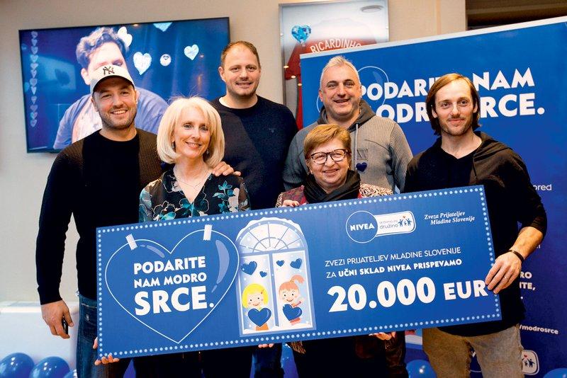 20 tisoč evrov za štipendije