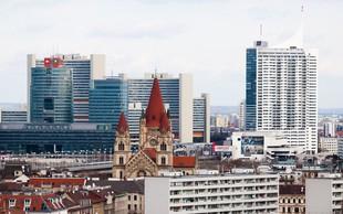 Dunaj najboljše mesto za življenje na svetu, Ljubljana na 76. mestu!