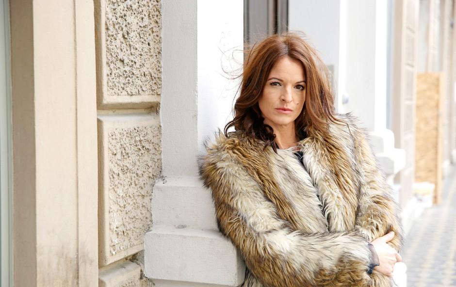 Ana Dolinar prvič spregovorila o spolnem nadlegovanju (foto: Helena Kermelj)