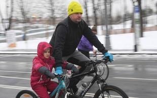 Šest let programa Varno na kolesu!