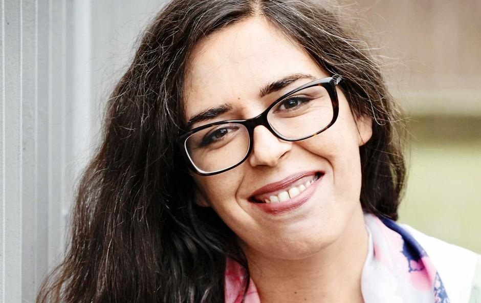 Maja Grilc (kolumna) o sladkem življenju (foto: Aleksandra Saša Prelesnik)