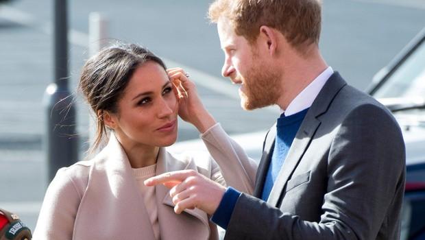 Na poroko princa Harryja in Meghan Markle povabljenih 600 ljudi (foto: profimedia)