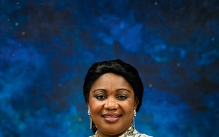 Madelein Mkunu (združenje Leading Women of Africa): Nisem super ženska, imam le super moškega