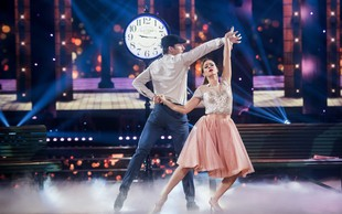"""Gorka Berden pred finalom šova Zvezde plešejo: """"Srečna sem, da sem bila del tega!"""""""