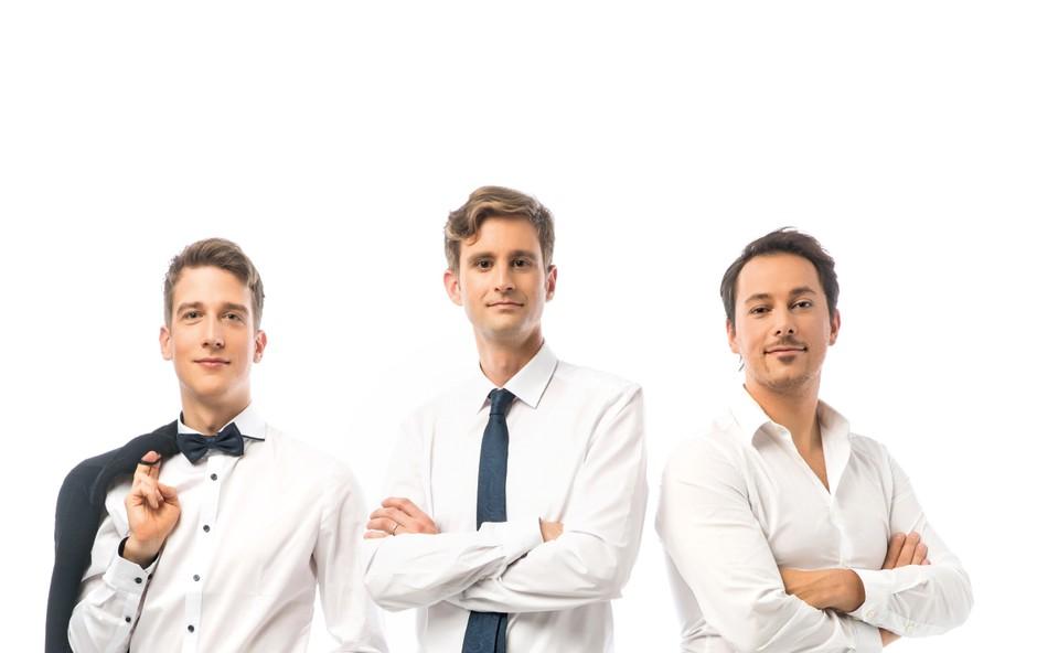 Eroika Aromatika - trije mladeniči, ki jim glasba pomeni vse (foto: Žiga Culiberg)
