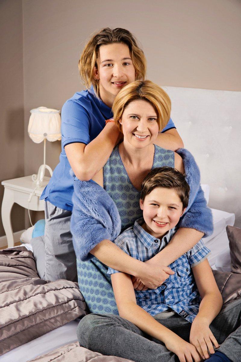 Vesna Pernarčič: Zadovoljna mama  je dobra mama