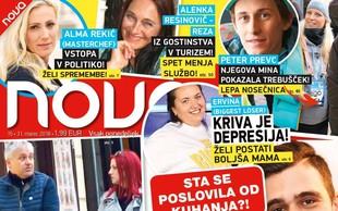 Teja in Jani: Konec kuhanja?! Več v novi Novi!