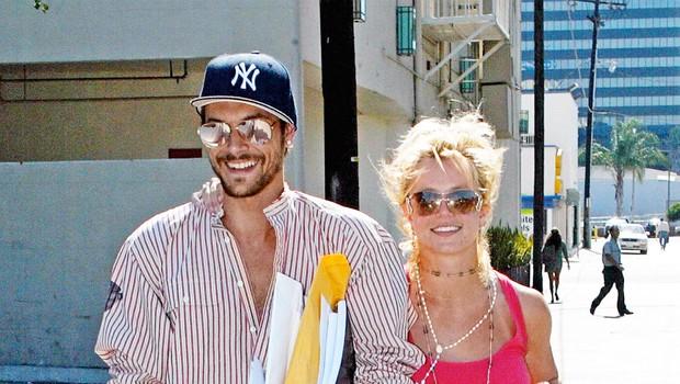 Britney Spears: Bivšemu 15.000 evrov na mesec (foto: Profimedia)
