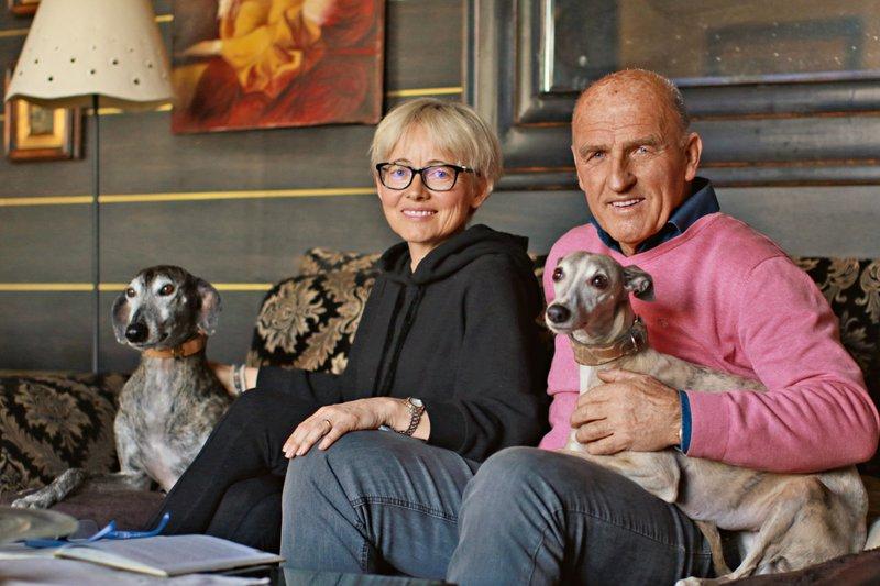 Brane Oblak: Vsakemu bi svetoval, naj ima psa