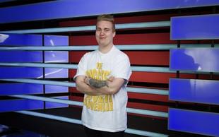 Matic Kos (The Biggest Loser Slovenija): Na odru bi se pridružil Tomiju Megliču iz Siddharte!