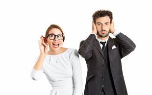 Edvard Kadič o govorici telesa: Ženska se moškega ne dotakne naključno