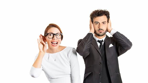 Edvard Kadič o govorici telesa: Ženska se moškega ne dotakne naključno (foto: Shutterstock)